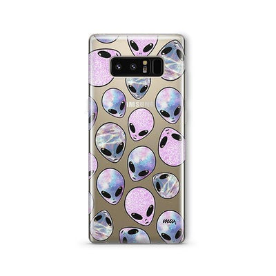Gala8y People - Samsung Clear Case