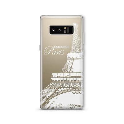 Paris - Samsung Clear Case
