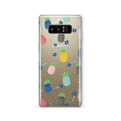 Pineapple Breeze - Samsung Clear Case