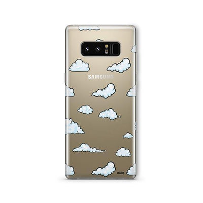 Cloud 9 - Samsung Clear Case