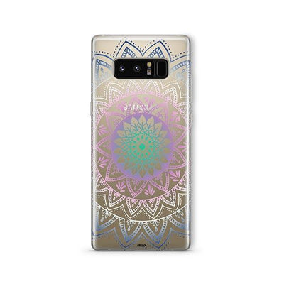 Dark Pastel - Samsung Clear Case