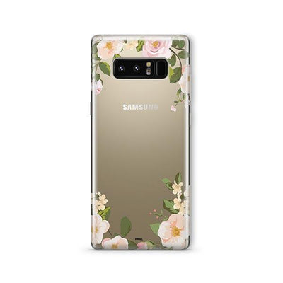 Delight - Samsung Clear Case