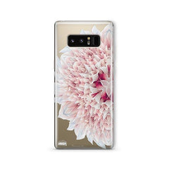 Kaleidoscope - Samsung Galaxy Note 8 Case Clear