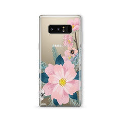 Luau - Samsung Galaxy Note 8 Case Clear
