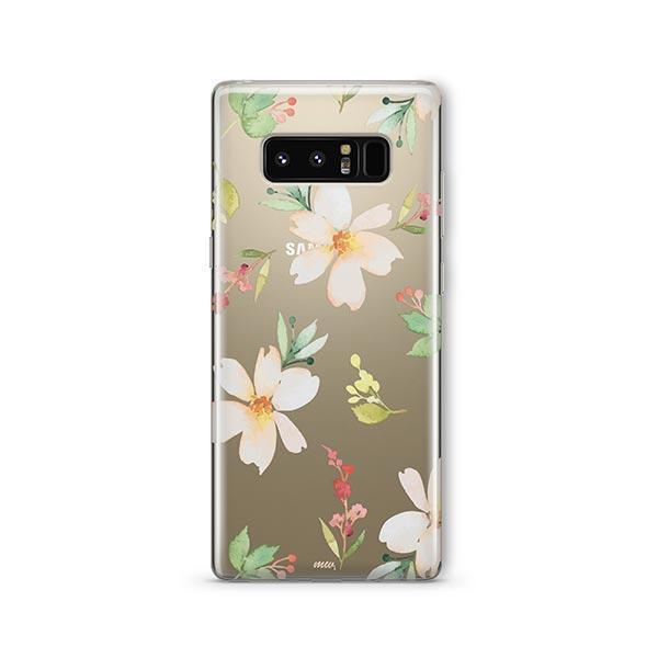Meadow - Samsung Galaxy Note 8 Case Clear