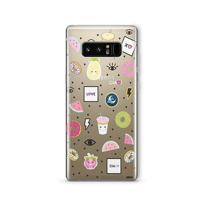 The Patch - Samsung Clear Case