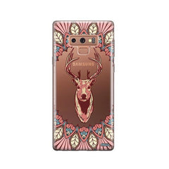 Beauteous Deer -  Samsung Galaxy Note 9 Case Clear