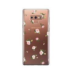 Blush - Samsung Galaxy Note 9 Case Clear