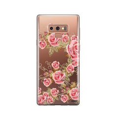 Caladrina - Samsung Galaxy Note 9 Case Clear