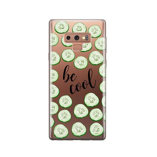 Be Cool - Samsung Galaxy Note 9 Case Clear