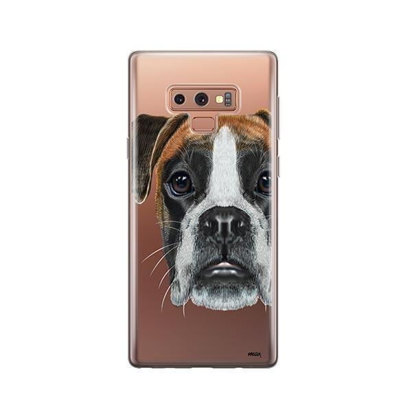 Boxer -  Samsung Galaxy Note 9 Clear Case