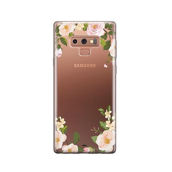 Delight - Samsung Galaxy Note 9 Case Clear