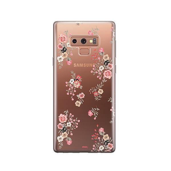 Ditsy - Samsung Galaxy Note 9 Case Clear