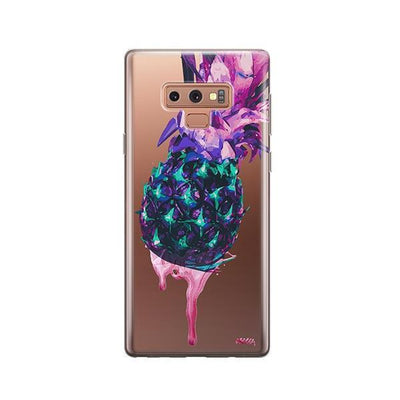 Dripping Pineapple - Samsung Clear Case