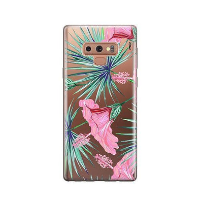 Exotic Hibuscus - Samsung Clear Case