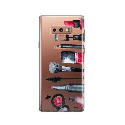 Glam - Samsung Clear Case