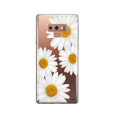 It's Daisies - Samsung Galaxy Note 9 Case Clear