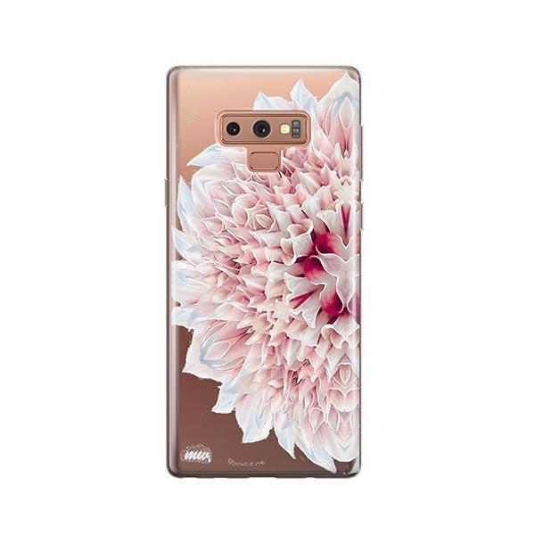 Kaleidoscope - Samsung Galaxy Note 9 Case Clear