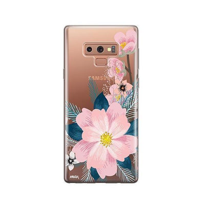 Luau - Samsung Clear Case