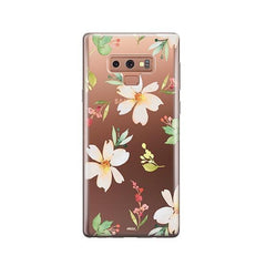 Meadow - Samsung Galaxy Note 9 Case Clear