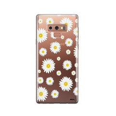 Oopsie Daisy - Samsung Galaxy Note 9 Case Clear