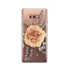 Ryan Rosas - Samsung Galaxy Note 9 Case Clear