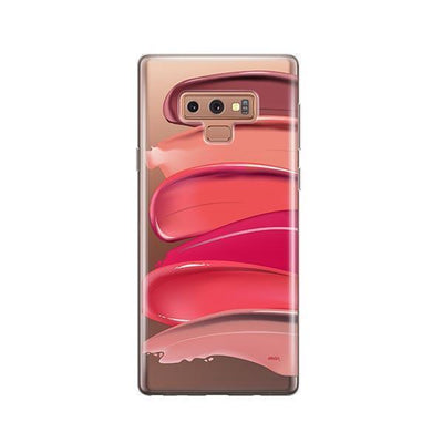 Swatches - Samsung Clear Case