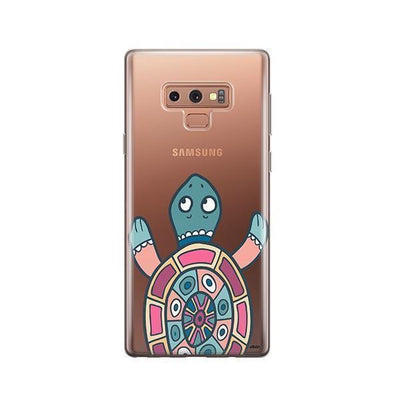Turtle - Samsung Clear Case