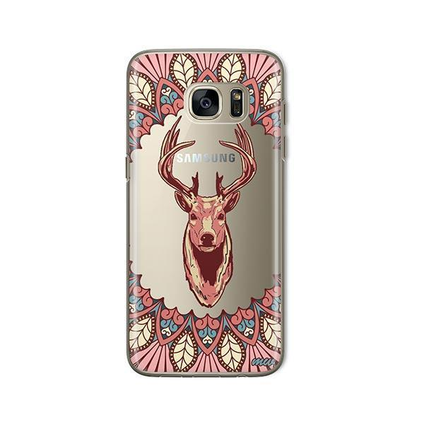 Beauteous Deer -  Samsung Galaxy S7 Case Clear
