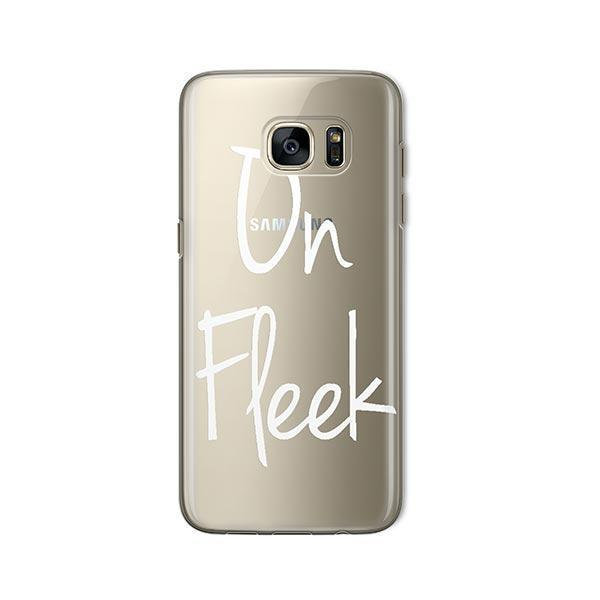 On Fleek - Samsung Galaxy S7 Case Clear