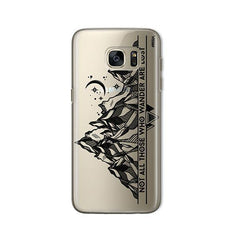 Nomad - Samsung Galaxy S7 Case Clear