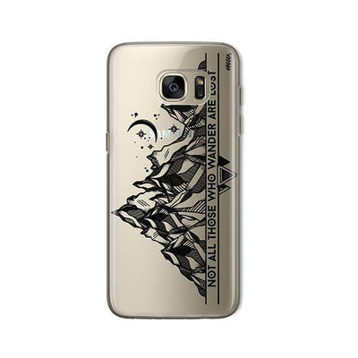 Nomad - Samsung Clear Case