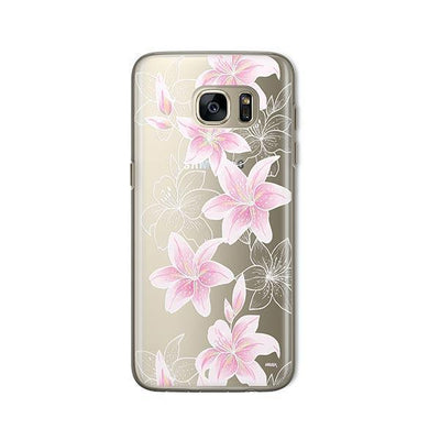 Lily Beth - Samsung Clear Case