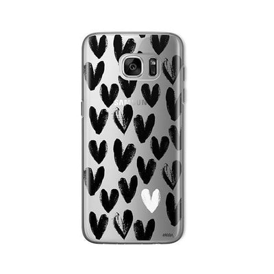 One Love - Samsung Clear Case