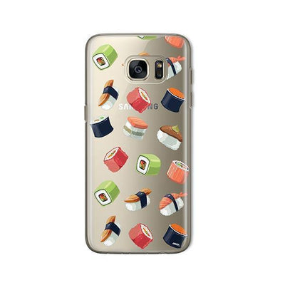 Sushi Lover - Samsung Clear Case