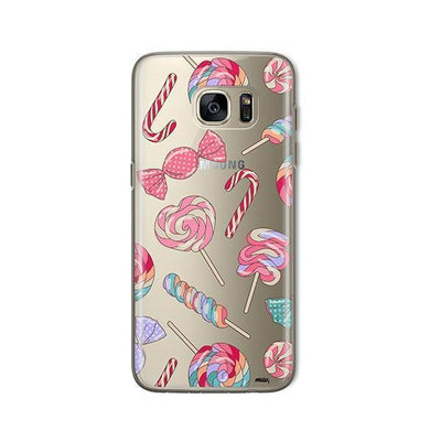 Sweet Tooth - Samsung Clear Case