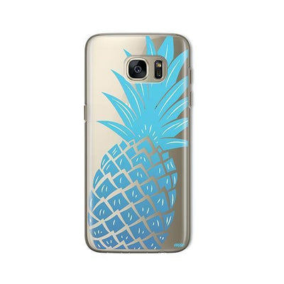 The Big Pineapple - Samsung Clear Case