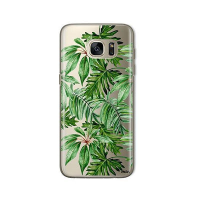 The Tropics - Samsung Clear Case