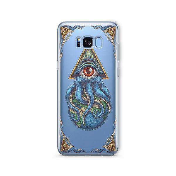 Against The World - Samsung Galaxy S8 Plus Case Clear