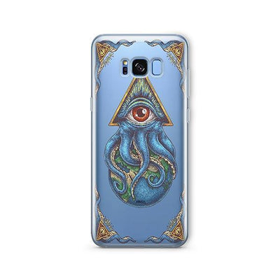 Against The World - Samsung Clear Case