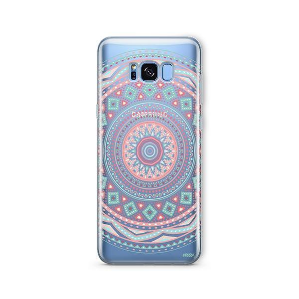 Anna Mandala - Samsung Galaxy S7 Edge Case Clear