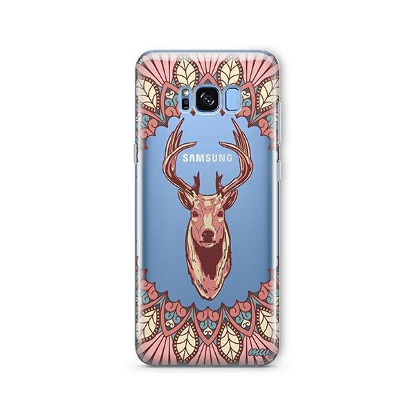 Beauteous Deer -  Samsung Galaxy S7 Edge Case Clear
