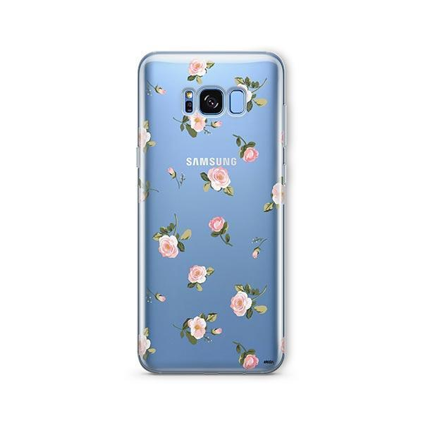 Blush - Samsung Galaxy S7 Edge Case Clear