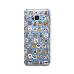 Cat Overload 2 -  Samsung Galaxy S7 Edge Clear Case