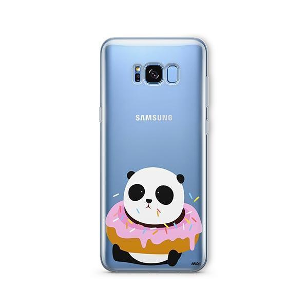 Pandonut - Samsung Galaxy S7 Edge Case Clear