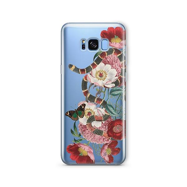 Adam And Eve -  Samsung Galaxy S7 Edge Case Clear