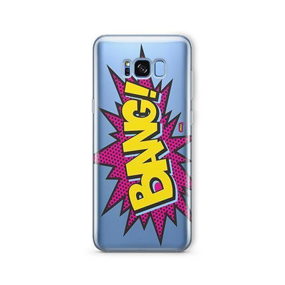 Bang! - Samsung Clear Case
