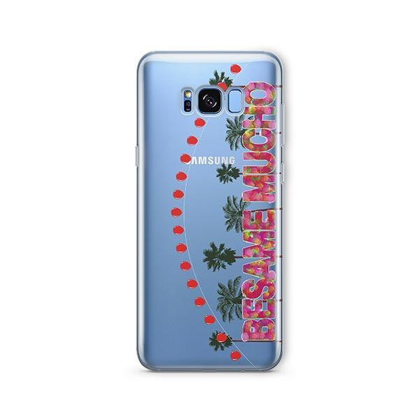Besame Mucho - Samsung Galaxy S7 Edge Case Clear