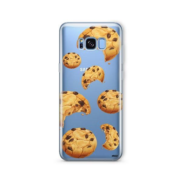 Chocolate Covered Strawberry - Samsung Galaxy S8 Plus Case Clear