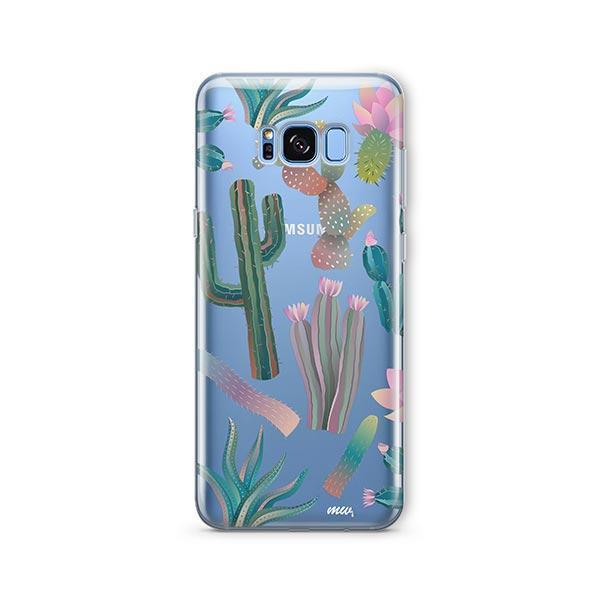 Desert Night - Samsung Galaxy S7 Edge Case Clear